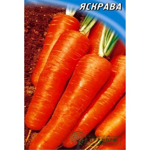 "СЕМЕНА МОРКОВЬ ""ЯСКРАВА"", 2000 ШТ. /ГЕЛИОС/"