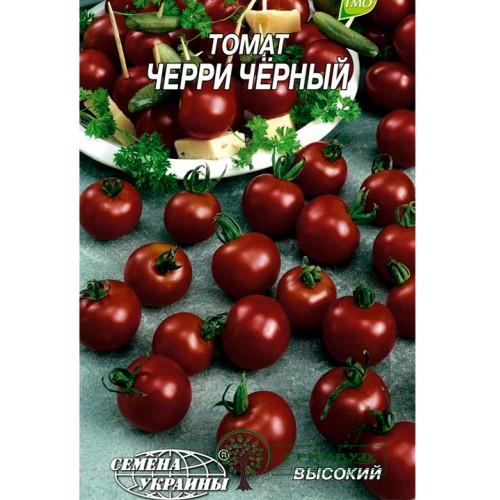 """Купить СЕМЕНА ТОМАТ """"ЧЕРРИ ЧЕРНЫЙ"""", 0,1 Г"""