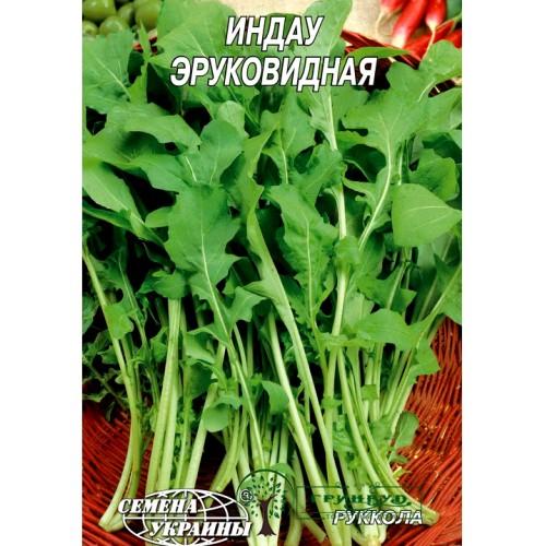Купить СЕМЕНА ИНДАУ ЭРУКОВИДНАЯ (РУККОЛА), 0,3 Г