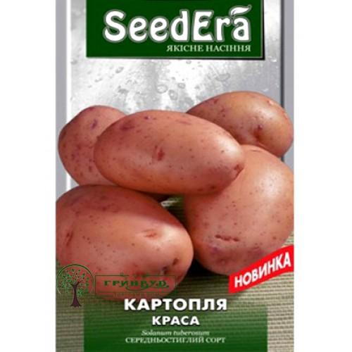 "СЕМЕНА КАРТОФЕЛЬ ""КРАСА"", 0,02 Г /SEEDERA/"