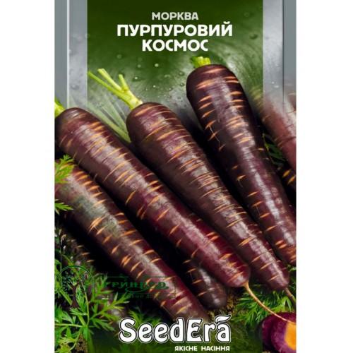 "СЕМЕНА МОРКОВЬ ""ПУРПУРНЫЙ КОСМОС"",100 ШТ. /SEEDERA/"