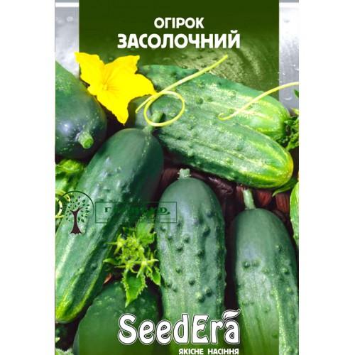 """СЕМЕНА ОГУРЕЦ """"ЗАСОЛОЧНЫЙ"""", 1 Г /SEEDERA/"""