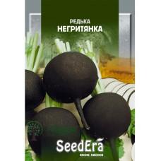 """СЕМЕНА РЕДЬКА """"НЕГРИТЯНКА"""", 2 Г /SEEDERA/"""