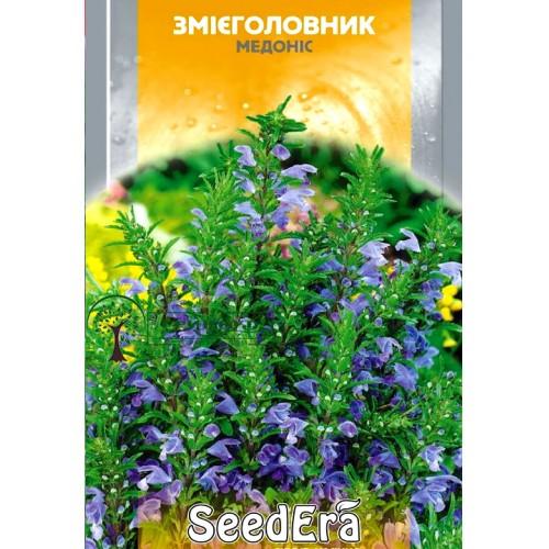 СЕМЕНА ЗМЕЕГОЛОВНИК МЕДОНОС, 0,1 Г /SEEDERA/