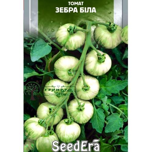 "СЕМЕНА ТОМАТ ""ЗЕБРА БЕЛАЯ"", 0,1 Г /SEEDERA/"