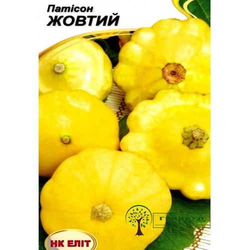 СЕМЕНА  ПАТИССОН ЖЕЛТЫЙ, 3 Г.
