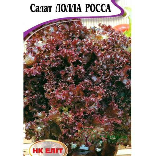 """СЕМЕНА САЛАТ """"ЛОЛЛА РОССА"""", 1 Г"""