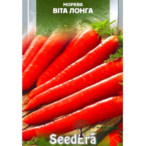 "СЕМЕНА МОРКОВЬ ""ВИТА ЛОНГА"", 2 Г  /SEEDERA/"