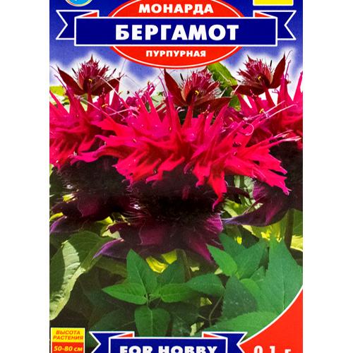 СЕМЕНА МОНАРДА БЕРГАМОТ, 0,1 Г /GL SEEDS/