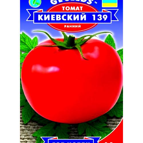 """СЕМЕНА ТОМАТ РАННИЙ """"КИЕВСКИЙ 139"""", 0,5 Г /GL SEEDS/"""