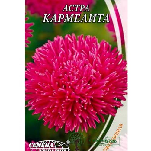 """Купить СЕМЕНА АСТРА ХУДОЖЕСТВЕННАЯ """"КАРМЕЛИТА"""", 0,3 Г."""