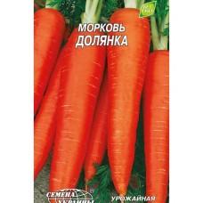 """СЕМЕНА МОРКОВЬ """"ДОЛЯНКА"""", 2 Г"""
