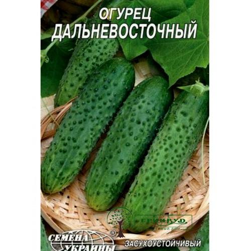 """СЕМЕНА ОГУРЕЦ """"ДАЛЬНЕВОСТОЧНЫЙ""""/, 1 Г"""