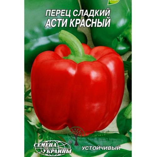 """СЕМЕНА ПЕРЕЦ СЛАДКИЙ """"АСТИ КРАСНЫЙ"""", 0,3 Г"""