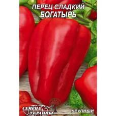 """Купить СЕМЕНА ПЕРЕЦ СЛАДКИЙ """"БОГАТЫРЬ"""", 0,3 Г"""