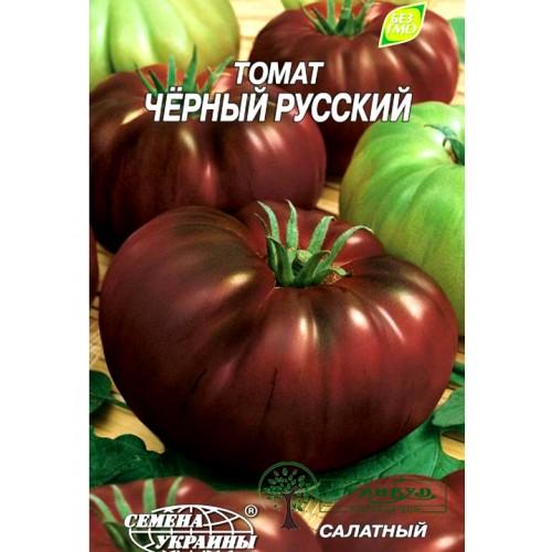"""СЕМЕНА ТОМАТ """"ЧЕРНЫЙ РУССКИЙ"""", 0,2 Г"""