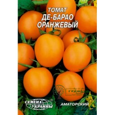 """СЕМЕНА ТОМАТ """"ДЕ-БАРАО ОРАНЖЕВЫЙ"""", 0,2 Г"""