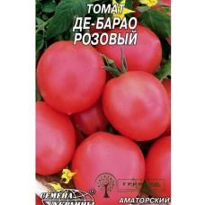 """Купить СЕМЕНА ТОМАТ """"ДЕ-БАРАО РОЗОВЫЙ"""", 0,2 Г"""