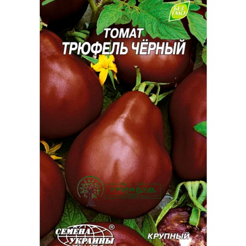 """Купить СЕМЕНА ТОМАТ """"ТРЮФЕЛЬ ЧЕРНЫЙ"""", 0,1 Г"""