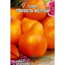 """Купить СЕМЕНА ТОМАТ """"ТРЮФЕЛЬ ЖЕЛТЫЙ"""", 0,2 Г"""