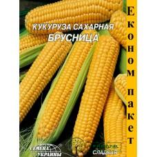 """СЕМЕНА ЭКОНОМ ПАК - КУКУРУЗА САХАРНАЯ """"БРУСНИЦА"""", 20 Г"""